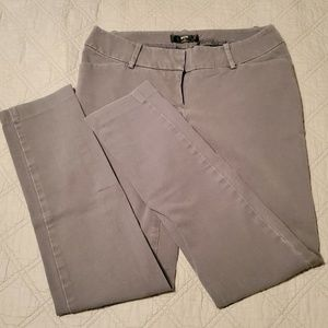 Mossimo gray slacks